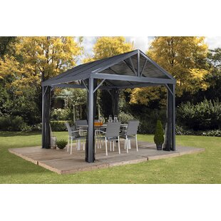 Sanibel I Aluminum Patio Gazebo
