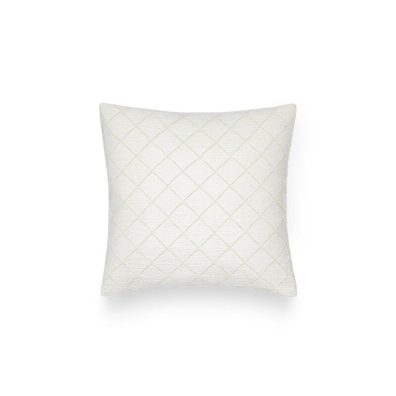 Calvin Klein Cotton Geometric Throw Pillow Wayfair