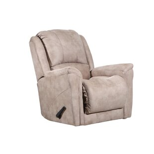 Anika Manual Swivel Recliner