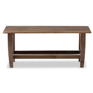 Perz Modern Coffee Table by George Oliver