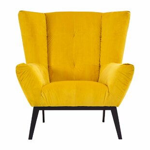 Alers Wingback Chair By 17 Stories