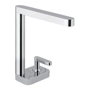 Webert Living Vessel Sink Bathroom Faucet with Single Lever