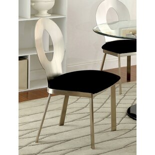 Haysi Dining Chair Orren Ellis