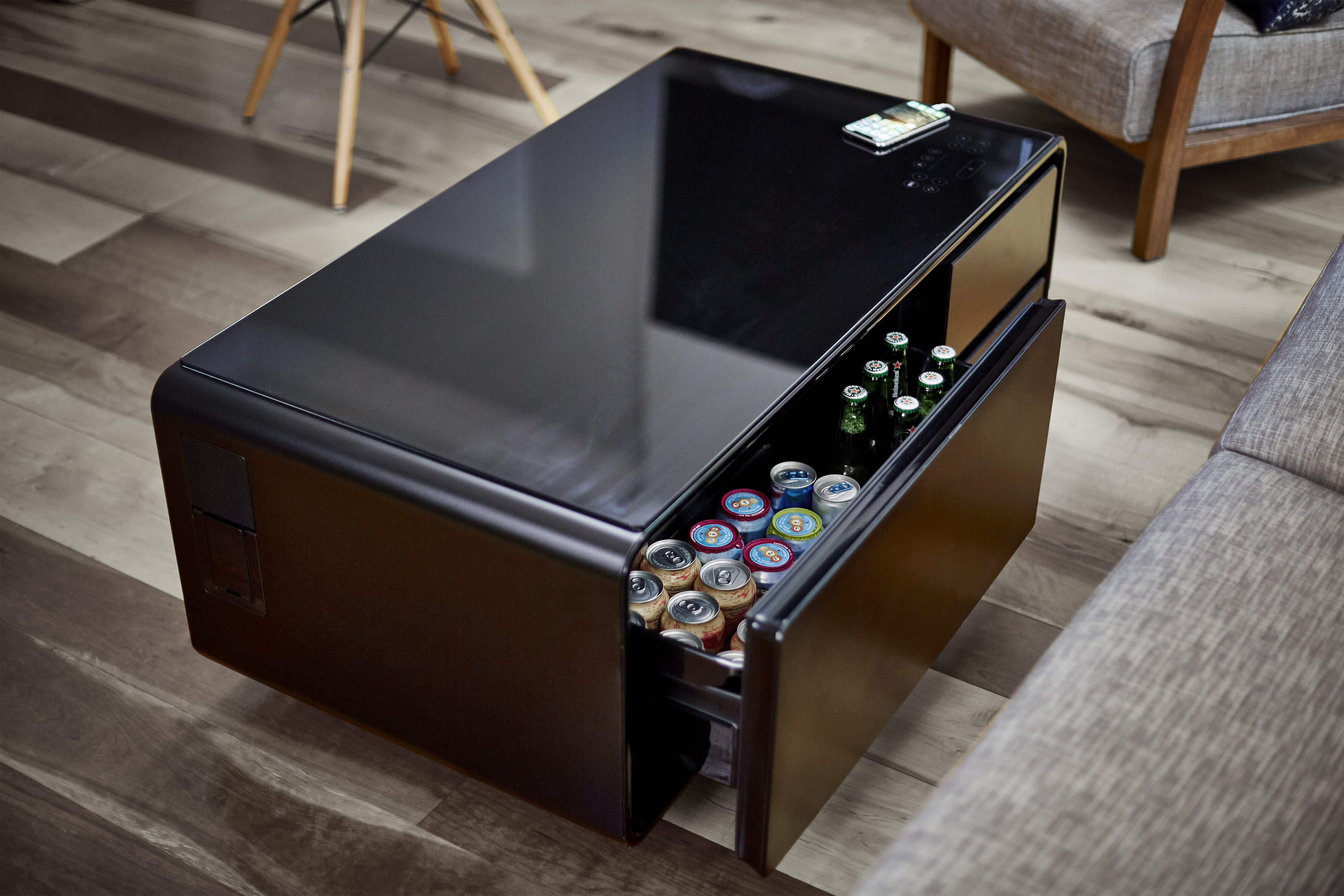 Sobro Smart Coffee Table With Storage