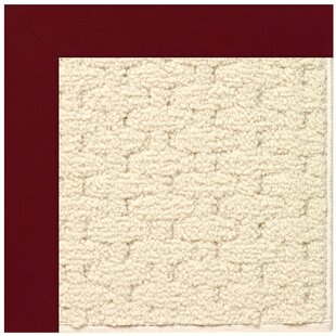 Lisle Wine Indoor/Outdoor Area Rug