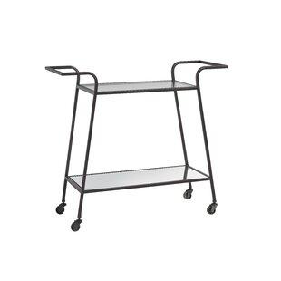 Natosha Bar Cart by Latitude Run
