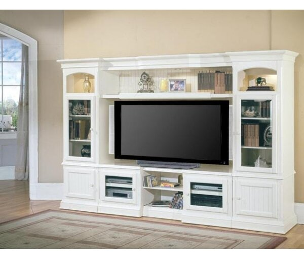 Hokku designs entertainment center reviews wayfair - Media consoles for small spaces plan ...