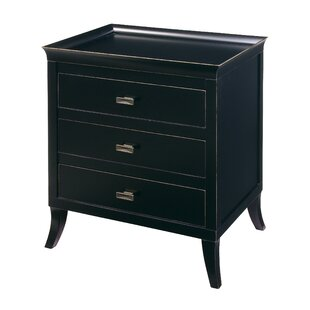 Finis 3 Drawer Chest by House of Hampton