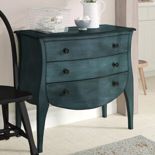 Lacour 3 Drawer Accent Chest b..