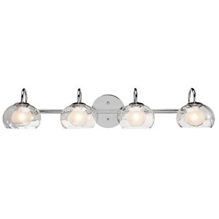 Orren Ellis Galvan 4-Light Vanity Light