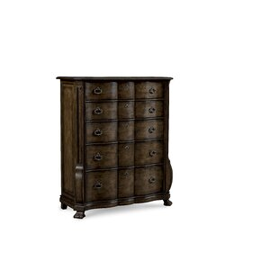 Astoria Grand Sofitel 5 Drawer Chest