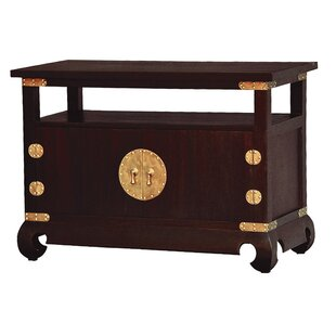 Patty Fine Handcrafted TV Stand for TVs up to 32