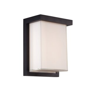 Buy clear Ledge 2-Light LED Outdoor Flush Mount By Modern Forms