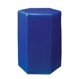 Lory Drum End Table by Latitude Run®