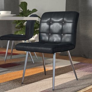 Amber Upholstered Dining Chair (Set of 2)..