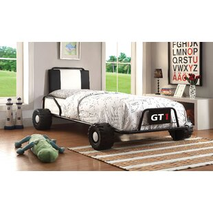 Zoomie Kids Bromsgrove Twin Car Bed