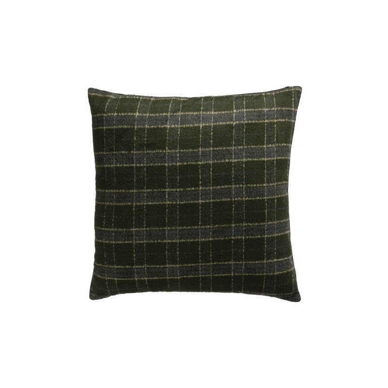 Millwood Pines Lueck Square Cotton Pillow Cover Insert Wayfair