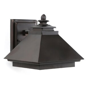 Best Deals Addison 1-Light Outdoor Wall Lantern By Capital Lighting