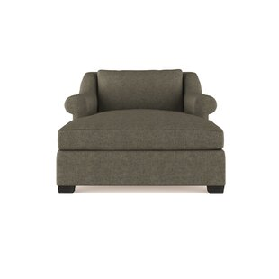 Canora Grey Auberge Vintage Leather Chaise Lounge