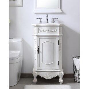 Jeremiah 19 inch  Single Bathroom Vanity Set