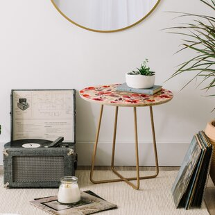 Jacqueline Maldonado Espirit End Table by East Urban Home
