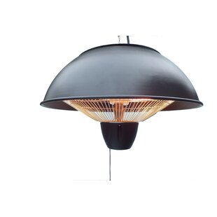 Campana Electric Patio Heater By Gardeco