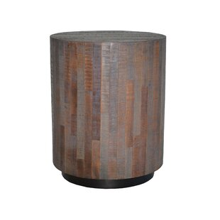 Block End Table by Indo Puri