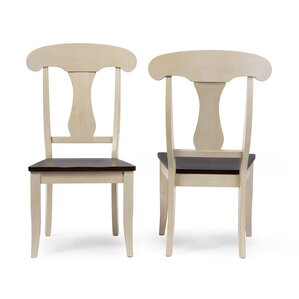 Eamor Solid Wood Dining Chair (Set of 2) ..