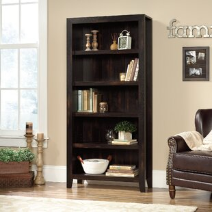 Buy luxury Ericka 5 Shelf Standard Bookcase By Mistana