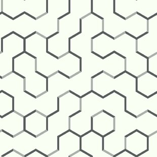 Geometric Wallpaper Youll Love Wayfair