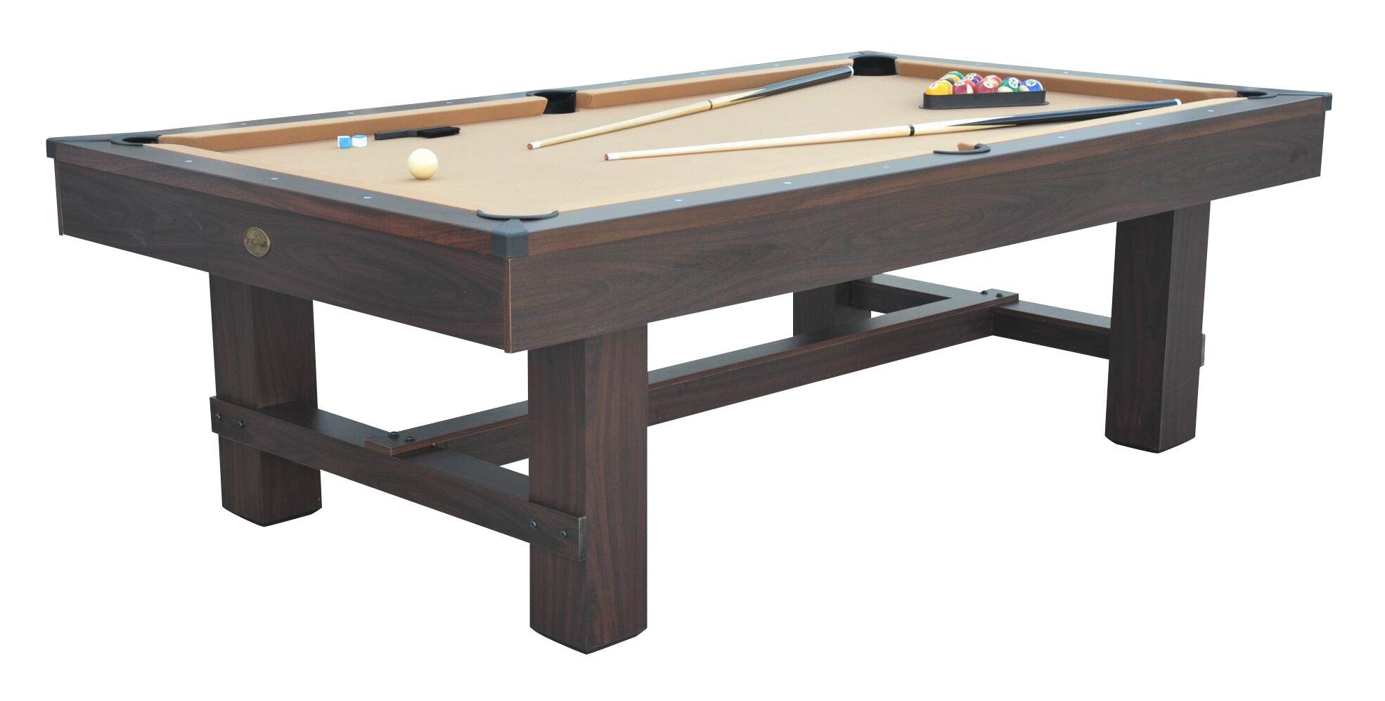 Playcraft Bryce 8u0027 Pool Table U0026 Reviews | Wayfair