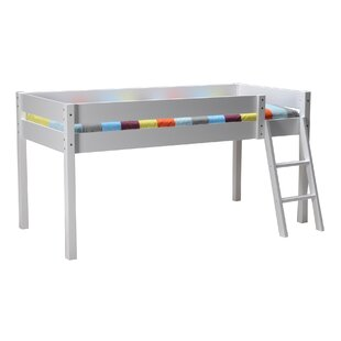 Davies European Single Mid Sleeper Bed By Isabelle & Max