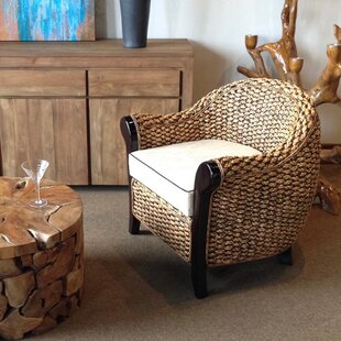 Barrel Chair by Chic Teak
