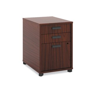 HON Manage 3-Drawer Vertical Filing Cabinet