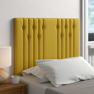 Lemonwood Upholstered Headboard By Catherine Lansfield