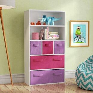 Purchase Bancroft Storage 47.3 Bookcase ByHarriet Bee