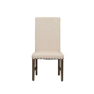 Vanwormer Upholstered Dining Chair (Set o..