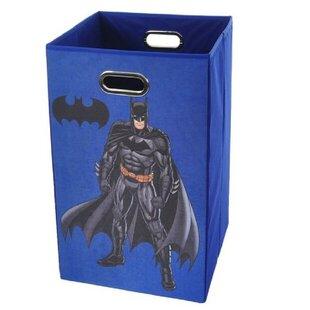 Read Reviews Batman Folding Laundry Hamper ByModern Littles