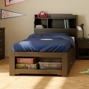 Dixon Mate's Bed with Storage by Nexera