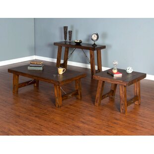 Hardin 3 Piece Coffee Table Set