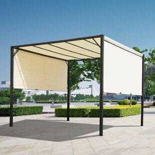 3m X 3m Steel Patio Gazebo By Sol 72 Outdoor