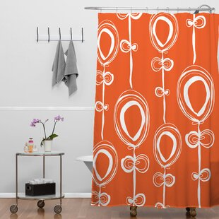 Rachael Taylor Contemporary Shower Curtain ByDeny Designs