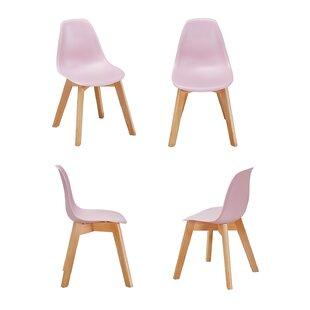Reviews Simmonds Kids Chair (Set of 4) ByHarriet Bee