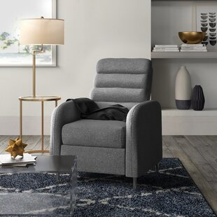 Novello Manual Recliner by Mercury Row