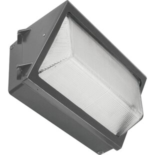 95-Watt LED Outdoor Security Wall Pack By Nuvo Lighting