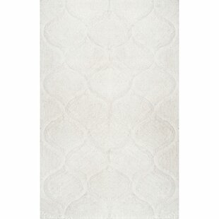 Compare & Buy Gerold Hand-Tufted White Area Rug By Willa Arlo Interiors