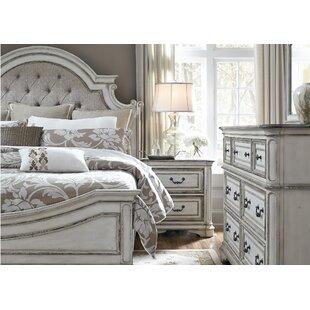One Allium Way Niels Panel Configurable Bedroom Set