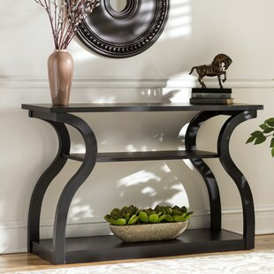 Console Table by Andover Mills Read Reviews
