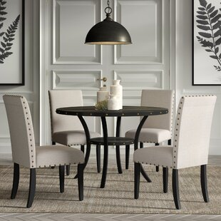 Amy 5 Piece Dining Set by Gracie Oaks