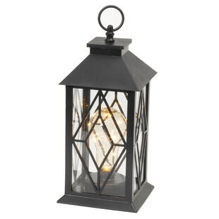 Gerson International 10-Light Outdoor Wall Lantern